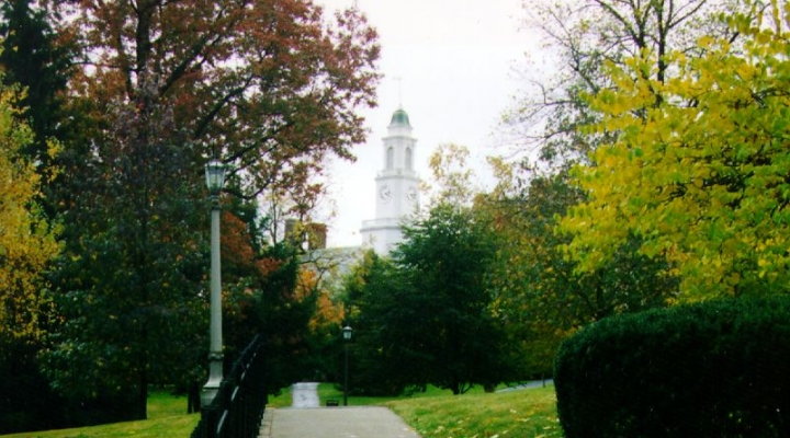 image of campus scene